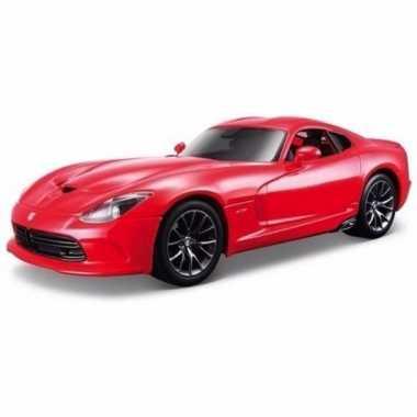Modelauto dodge viper gts 1:32