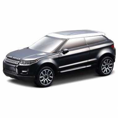 Modelauto land rover lrx zwart 1:43