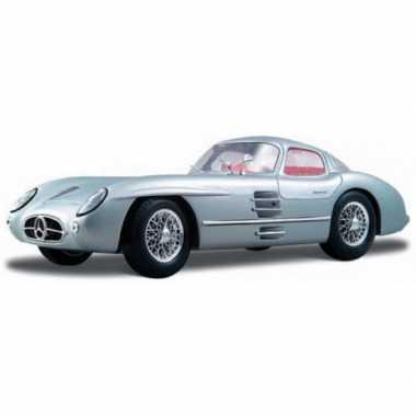 Modelauto mercedes 300 slr 1955 1:18