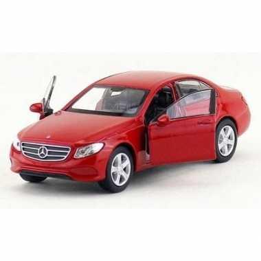 Modelauto mercedes benz 2016 e class 1 36 10122514