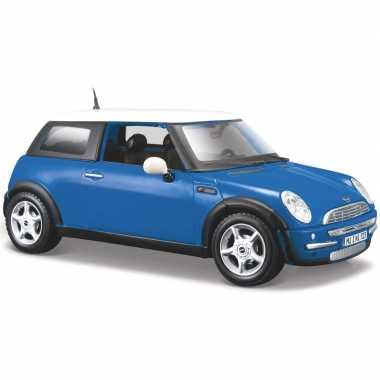 Modelauto mini cooper 1:24