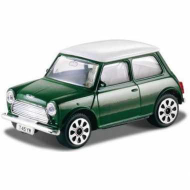 Modelauto mini cooper 1969 1:43