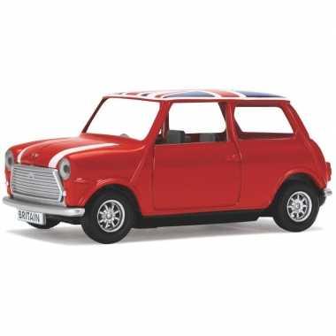 Modelauto mini cooper classic 1:36