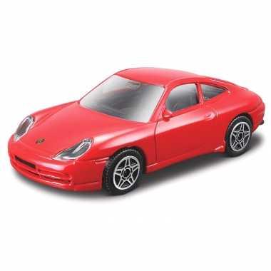 Modelauto porsche 911 carrera 4 1998 1:43