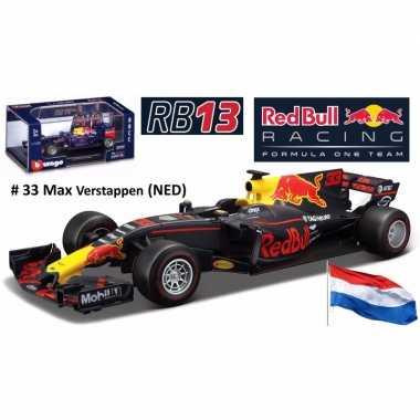 Modelauto rb13 max verstappen 1:32