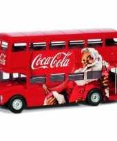 Modelauto londen bus kerstmis 1 36