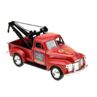 Modelauto chevrolet 3100 pick up 1:24